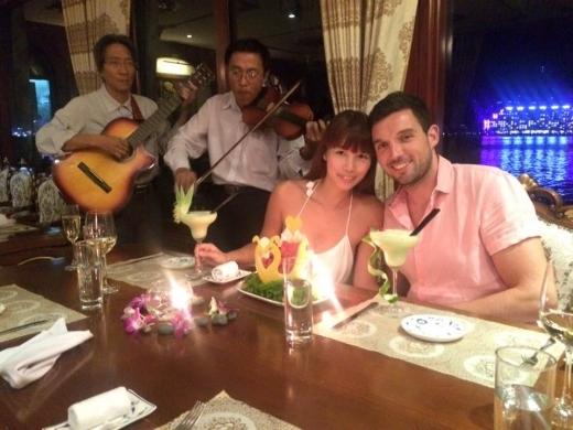 Hà Anh chìm đắm trong hạnh phúc bên chồng sắp cưới - Tin sao Viet - Tin tuc sao Viet - Scandal sao Viet - Tin tuc cua Sao - Tin cua Sao