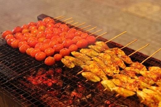 Top những món bắt buộc ăn ở lề đường