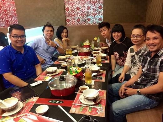 Giờ đây, Ngọc Linh hạnh phúc với cuộc sống bình dị bên gia đình và bạn bè - Tin sao Viet - Tin tuc sao Viet - Scandal sao Viet - Tin tuc cua Sao - Tin cua Sao