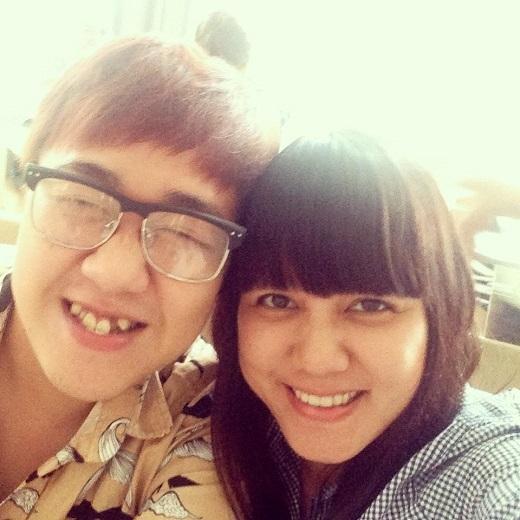 Ngoài đời, Ngọc Linh là một trong những người chị thân thiết của Trung Quân Idol. - Tin sao Viet - Tin tuc sao Viet - Scandal sao Viet - Tin tuc cua Sao - Tin cua Sao