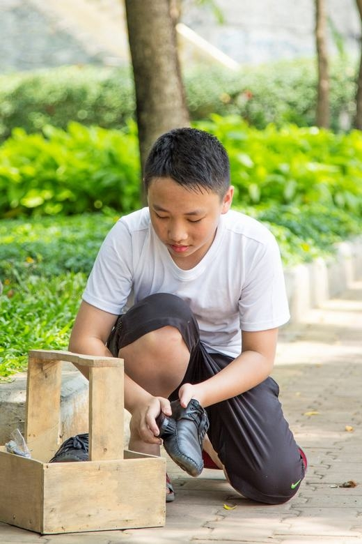 Minh Hằng đích thân trải nghiệm bài học cuộc sống cùng trò nhí - Tin sao Viet - Tin tuc sao Viet - Scandal sao Viet - Tin tuc cua Sao - Tin cua Sao