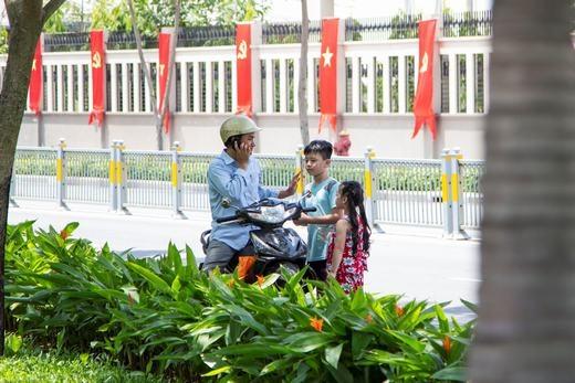 Những việc làm, hành động đẹp được các bé trực tiếp trải nghiệm trong MV. - Tin sao Viet - Tin tuc sao Viet - Scandal sao Viet - Tin tuc cua Sao - Tin cua Sao