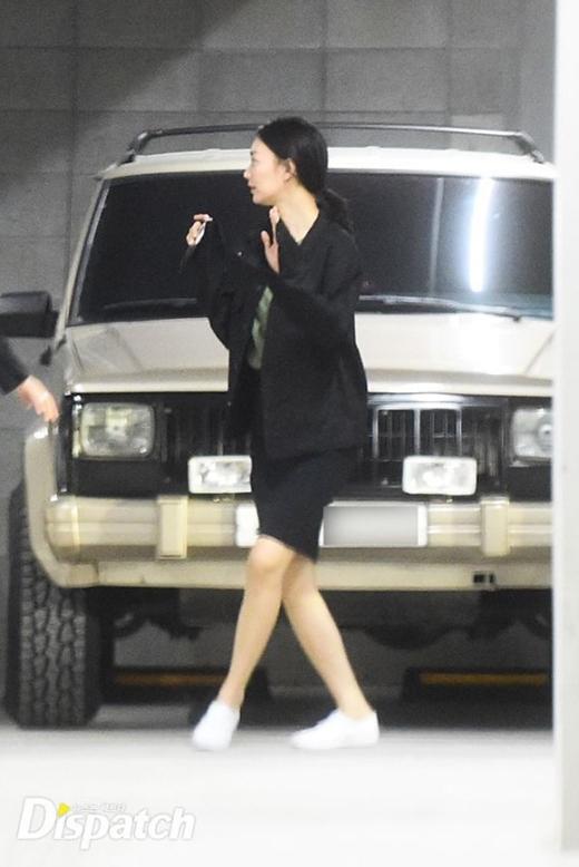 Lộ ảnh Kim Woo Bin bí mật hẹn hò với đàn chị Shin Min Ah