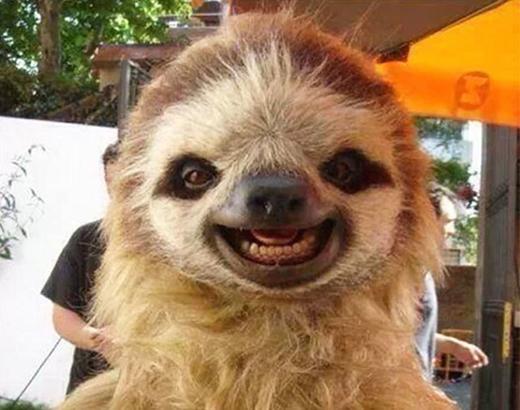 """""""Cười hé mười hàm răng""""."""