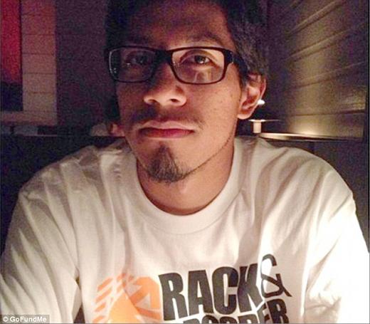 Chàng trai 21 tuổi xấu số - Edenilson Steven Valle.