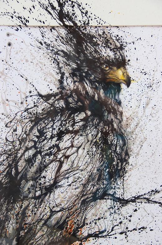 Tròn mắt trước loạt tranh tuyệt đẹp của chàng họa sĩ siêu tài năng