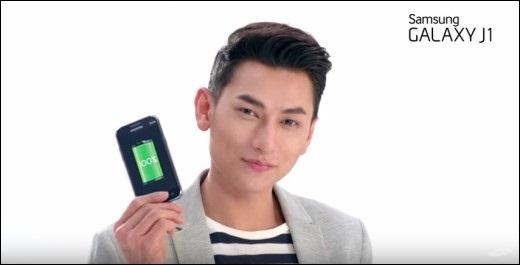 """Chiếc điện thoại Samsung J1 """"dai pin"""" đã """"cứu bồ"""" cho Isaac nhiều lần. - Tin sao Viet - Tin tuc sao Viet - Scandal sao Viet - Tin tuc cua Sao - Tin cua Sao"""