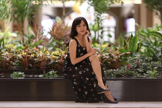 Diệu Nhi đang là thế hệ diễn viên mới được nhiều bạn trẻ yêu mến. - Tin sao Viet - Tin tuc sao Viet - Scandal sao Viet - Tin tuc cua Sao - Tin cua Sao