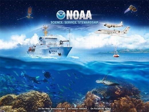 Vào năm 1997, Cục Quản lí Đại dương và Khí quyển Mỹ (NOAA) đã phát hiện ra Bloop – một loại âm thanh dưới nước cực kì mạnh mẽ. NOAA cho rằng đây là tiếng của một dòng sông băng, nhưng cũng có giả thuyết nói răng đó là tiếng gầm rú của một sinh vật khổng lồ nào đó.