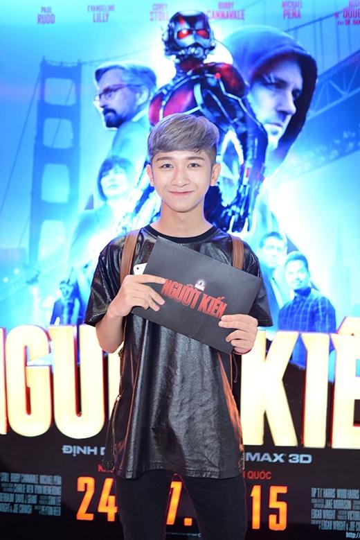 Hotboy The Voice Kids Hoàng Dương