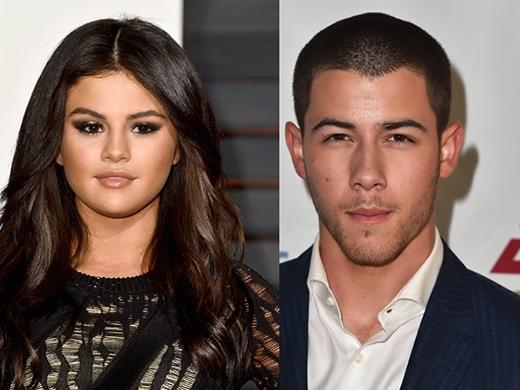 Nick Jonas dẹp tan tin đồn hẹn hò với Selena Gomez