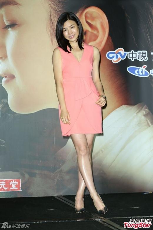 Tiểu Long Nữ Trần Nghiên Hy từng bị trầm cảm và giảm cân trầm trọng