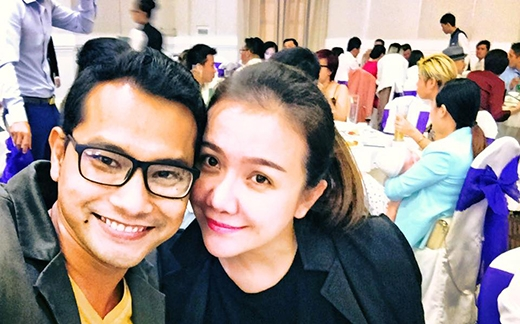 Vợ chồng Huỳnh Đông hạnh phúc đón con trai đầu lòng - Tin sao Viet - Tin tuc sao Viet - Scandal sao Viet - Tin tuc cua Sao - Tin cua Sao