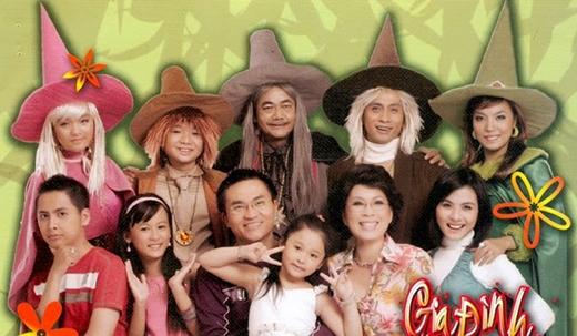Bộ phim đình đám Gia đình phép thuật mang tên tuổi của Nhật Hạ đi vào kí ức khán giả.