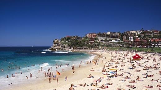 Đây cũng là một trong những bãi tắm nổi tiếng ở thành phố Sydney.