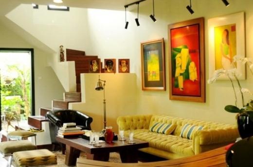 Hồng Nhung bày trí căn nhà của mình sao cho nhận được nhiều ánh sáng nhất có thể. Nhìn vào bên trong căn nhà cũng có thể thấy được nét văn hóa Á Đông mang nhiều nét truyền thống của gia đình. - Tin sao Viet - Tin tuc sao Viet - Scandal sao Viet - Tin tuc cua Sao - Tin cua Sao