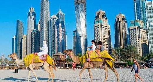 """Những hình ảnh giàu có """"điên khùng"""" chỉ có ở Dubai"""