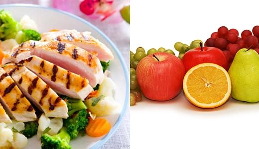 Chỉ nên ăn trái cây trước hoặc saubữa ăn từ30 đến 60 phút.