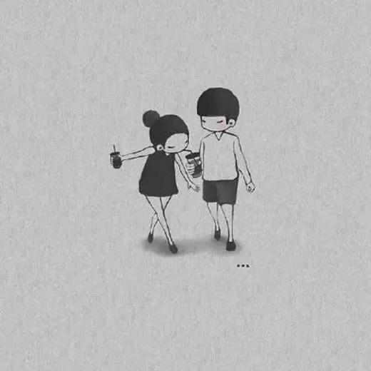 Yêu là chia sẻ với nhau mọi thứ.