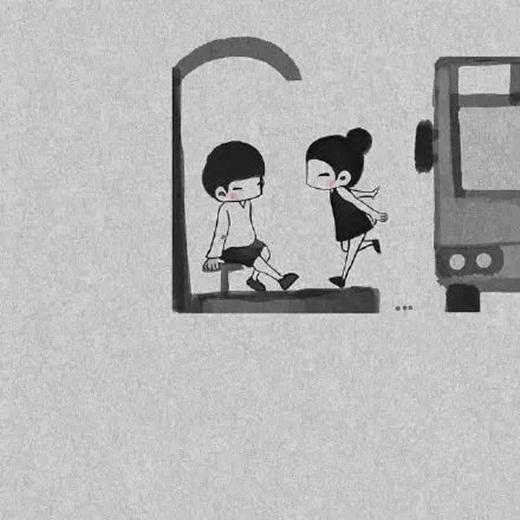 Trong tình yêu, chờ đợi và được chờ đợi đều là hạnh phúc.