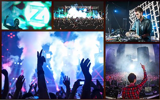 Zedd - True Colors Tour tại Thành phố Hồ Chí Minh