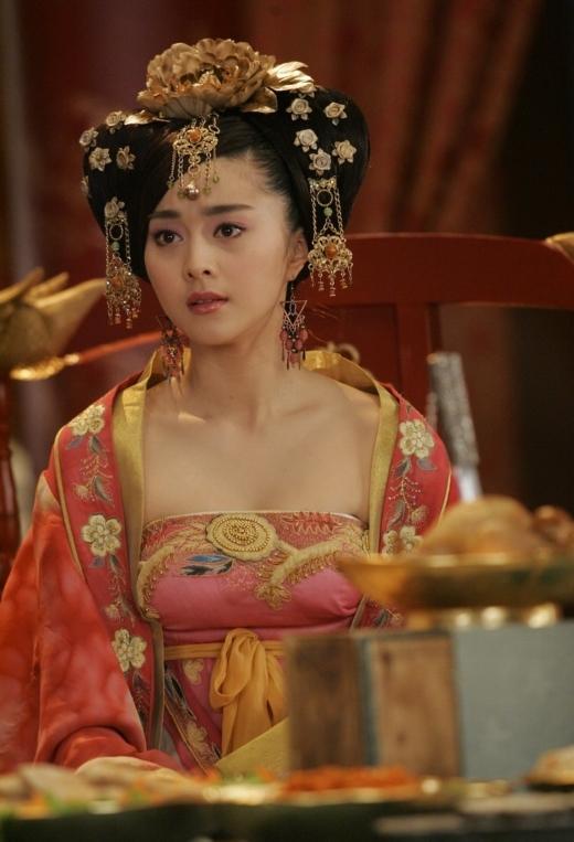 Trước đây, Phạm Băng Băng cũng từng được mời thủ vai Dương Quý Phi.