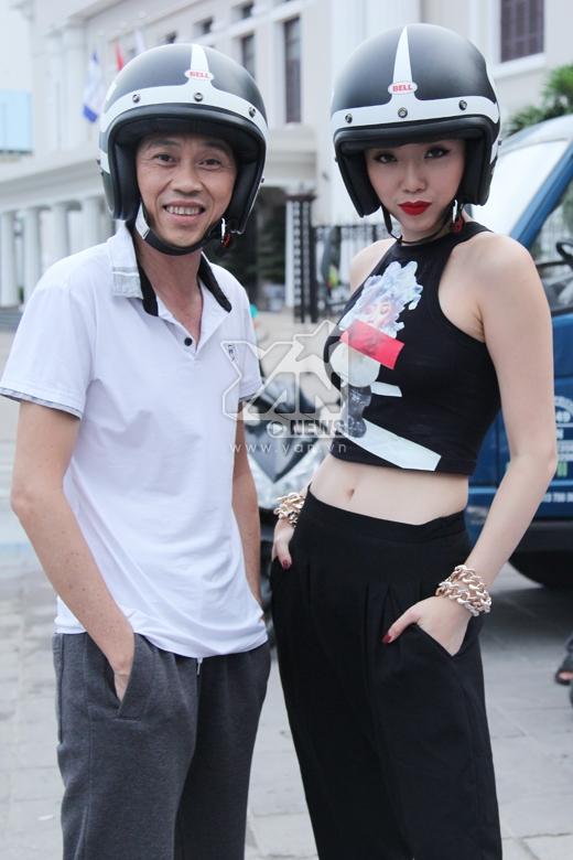 Tóc Tiên lần đầu chạm ngõ với phim điện ảnh - Tin sao Viet - Tin tuc sao Viet - Scandal sao Viet - Tin tuc cua Sao - Tin cua Sao