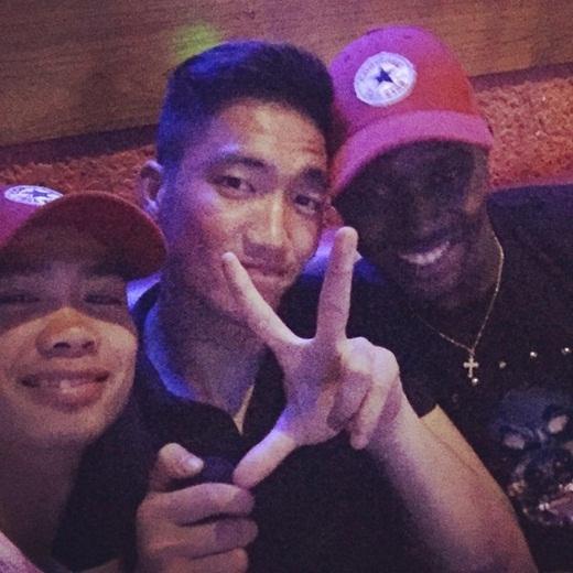 Công Phượng và Hòa Minzy tiếp tục lộ ảnh hẹn hò?