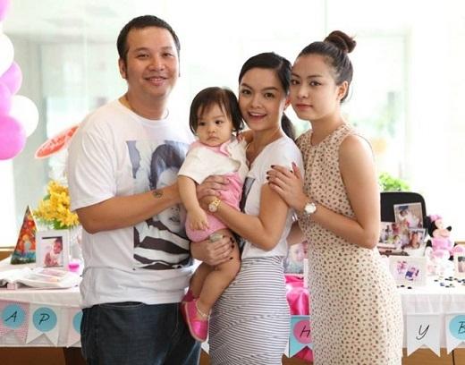Cuộc sống hạnh phúc, giản dị đáng mơ ước của gia đình sao Việt (P2) - Tin sao Viet - Tin tuc sao Viet - Scandal sao Viet - Tin tuc cua Sao - Tin cua Sao