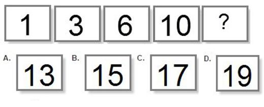 Câu 12: Thêm một câu hỏi về số tiếp theo. Theo bạn là số nào?