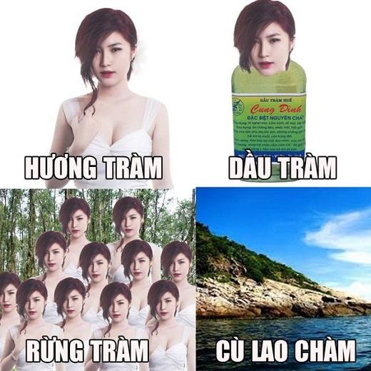 Hương Tràm sẽ nghĩ sao khi thấy các phiên bản này? - Tin sao Viet - Tin tuc sao Viet - Scandal sao Viet - Tin tuc cua Sao - Tin cua Sao