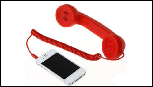 Tai nghe nhạc thời mới phát minh ra điện thoại.