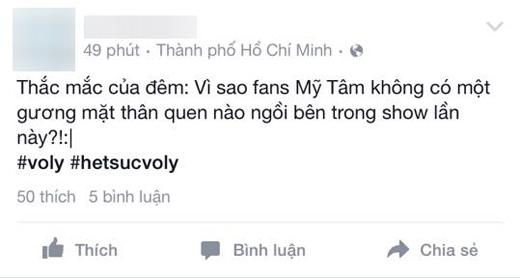 Mỹ Tâm nổi giận khi fan bị phân biệt đối xử - Tin sao Viet - Tin tuc sao Viet - Scandal sao Viet - Tin tuc cua Sao - Tin cua Sao