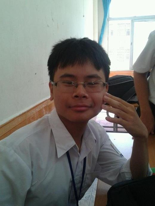 Ngày Vương Minh còn học cấp 3 đã được rất nhiều người biết tới.