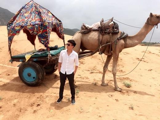 Hồ Quang Hiếu hào hứng khám phá kì quan tại Ấn Độ - Tin sao Viet - Tin tuc sao Viet - Scandal sao Viet - Tin tuc cua Sao - Tin cua Sao