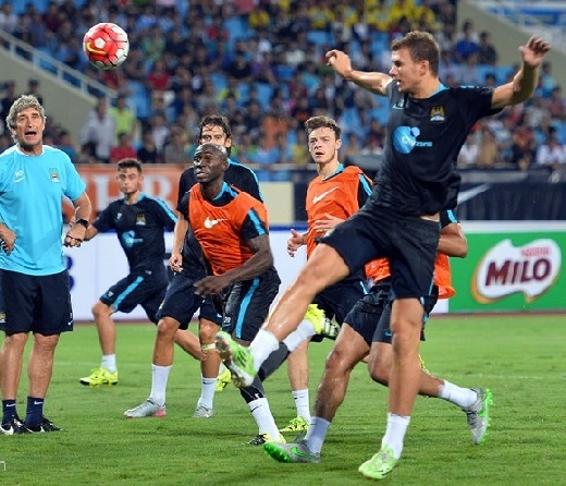 20g - 27/07, Việt Nam - Manchester City: không chỉ là trận giao hữu
