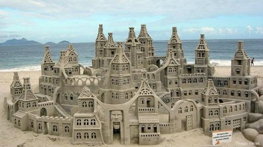 Thành phố cổ này có thể chinh phục bất cứ du khách nào.