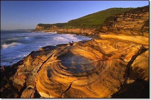 Vườn quốc gia Bouddi tọa lạc gần Gosford thuộc bang New South Wales, Úc.