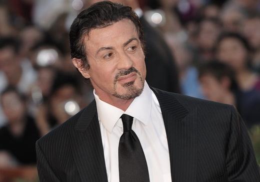 . Sylvester Stallone ngày nay đã là một huyền thoại điện ảnh.