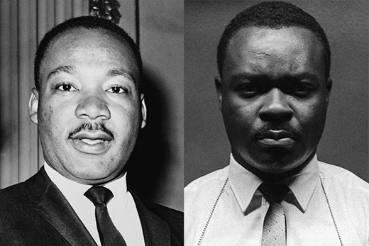 David Oyelowo trong vai Martin Luther King Jr. (phim Selma).