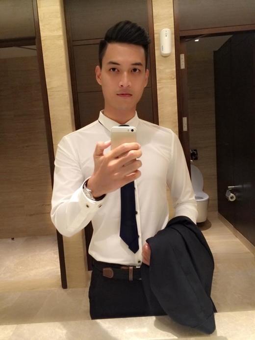 Ngẩn ngơ với cậu em thất lạc điển trai của MC Phan Anh