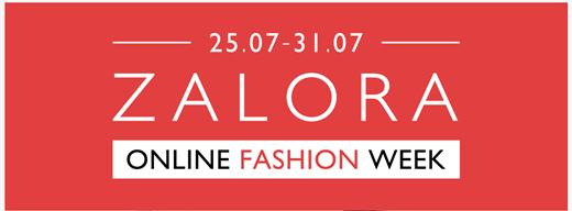 """""""Online fashion week 2015"""" – Giảm giá cực mạnh từ Zalora"""