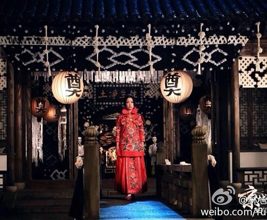 Lâm Tâm Như hóa cô dâu, hoảng loạn giữa căn nhà ma ám
