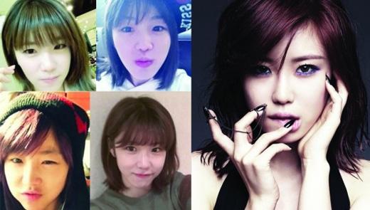 Cô nàng Hyosung của nhóm Secret.
