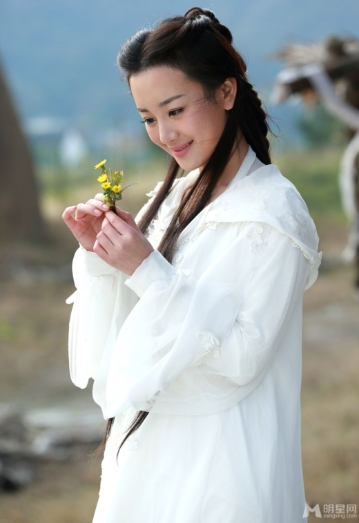 Trương Mông vẫn luôn được coi là mĩ nhân của làng giải trí Hoa ngữ. Tuy nhiên cô vẫn chưa đủ nhan sắc và khí chất để vào vai Vương Ngữ Yên trong Thiên Long Bát Bộ. Bởi vậy việc cô bị ném đá là điều không thể tránh khỏi.