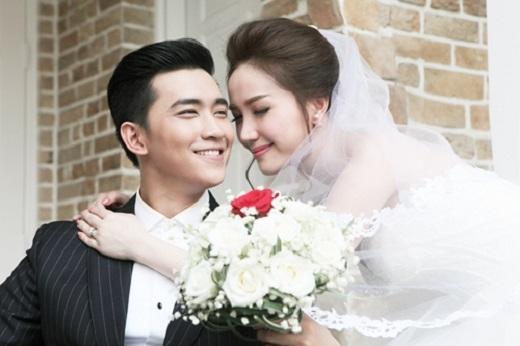 Võ Cảnh điển trai làm chú rể trong MV Càng Khó Càng Yêucủa nữ ca sĩ Bảo Thy.
