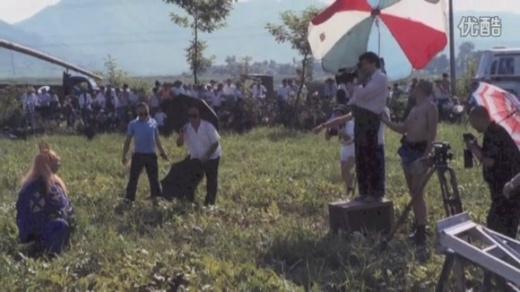 Cảnh quay yêu quái ở ruộng dưa hấu.   Tôn Ngộ Không và các em nhỏ