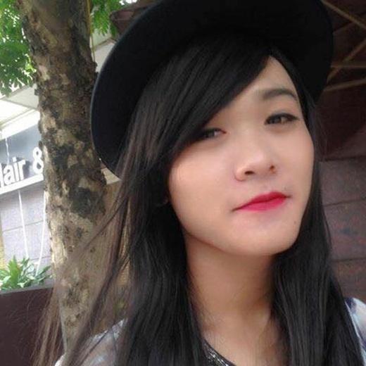 Cô gái xinh xắn và dễ thương....