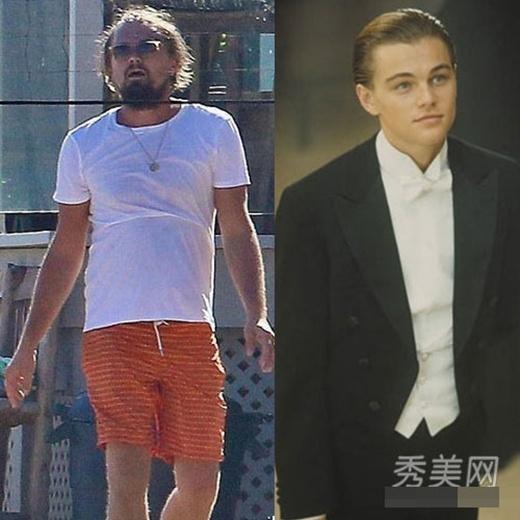 Nam tài tử Leonardo DiCaprio đã khiến không ít fan nữ thất vọng với hình ảnh mới đây. Chẳng ai còn nhận ra một nam diễn viên đẹp trai làm bao cô gái ngây ngất thuở nào, bởi hiện tại anh đã trở thành một ông già bụng phệ, xấu xí.