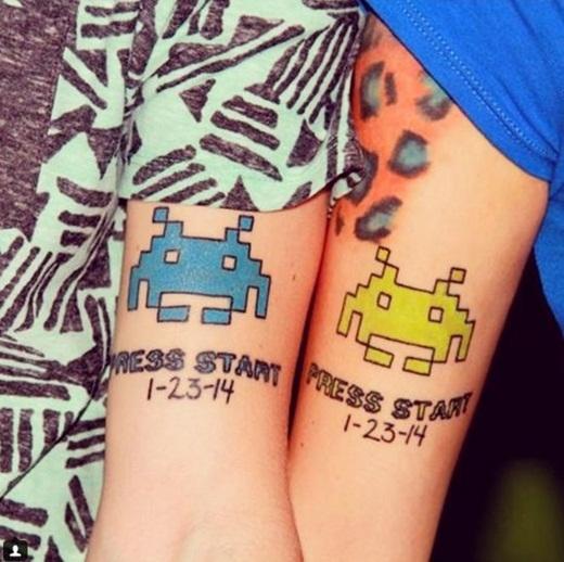 Nhân vật điện tử Space Invaders cùng ngày kỉ niệm cũng thú vị chứ nhỉ?